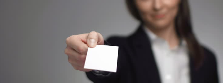 Guidelines to follow when handing out business cards quickcards guidelines to follow when handing out business cards colourmoves